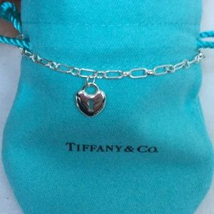 💖Authentic Tiffany & Co Bracelet 🎀🔴